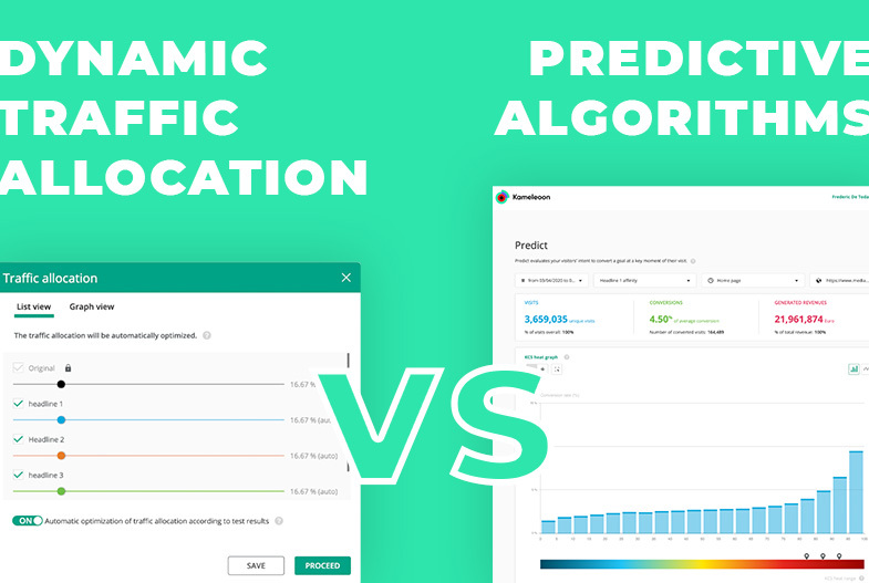 Dynamic Traffic Allocation vs Predictive Personalization