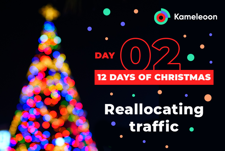 Christmas - Reallocating traffic