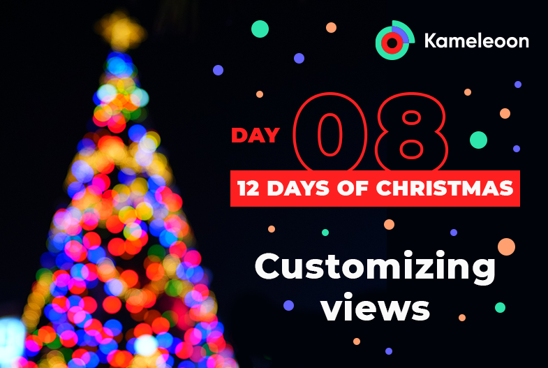 Kameleoon: Customizing views
