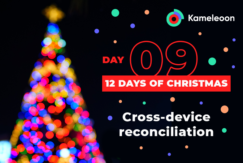Kameleoon - cross-device reconciliation