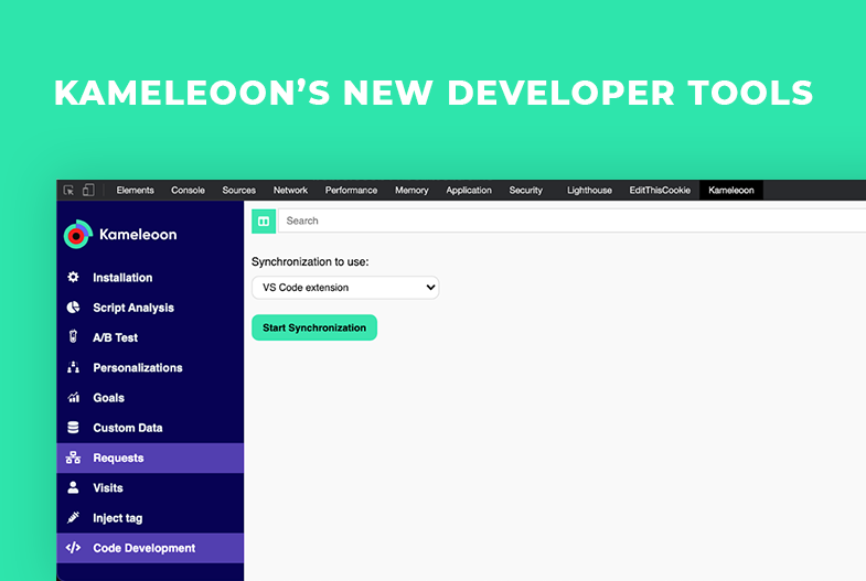 New developer tools