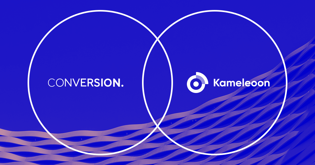 Kameleoon is expanding its agency partner network to include Conversion.com in the UK