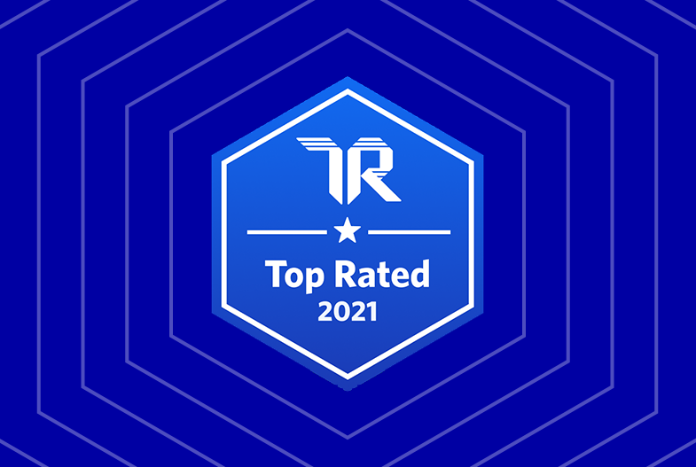 Kameleoon named top-rated A/B testing platform by TrustRadius