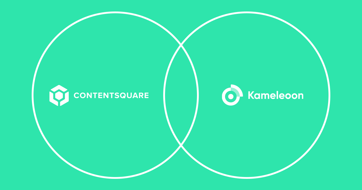 Kameleoon Contentsquare