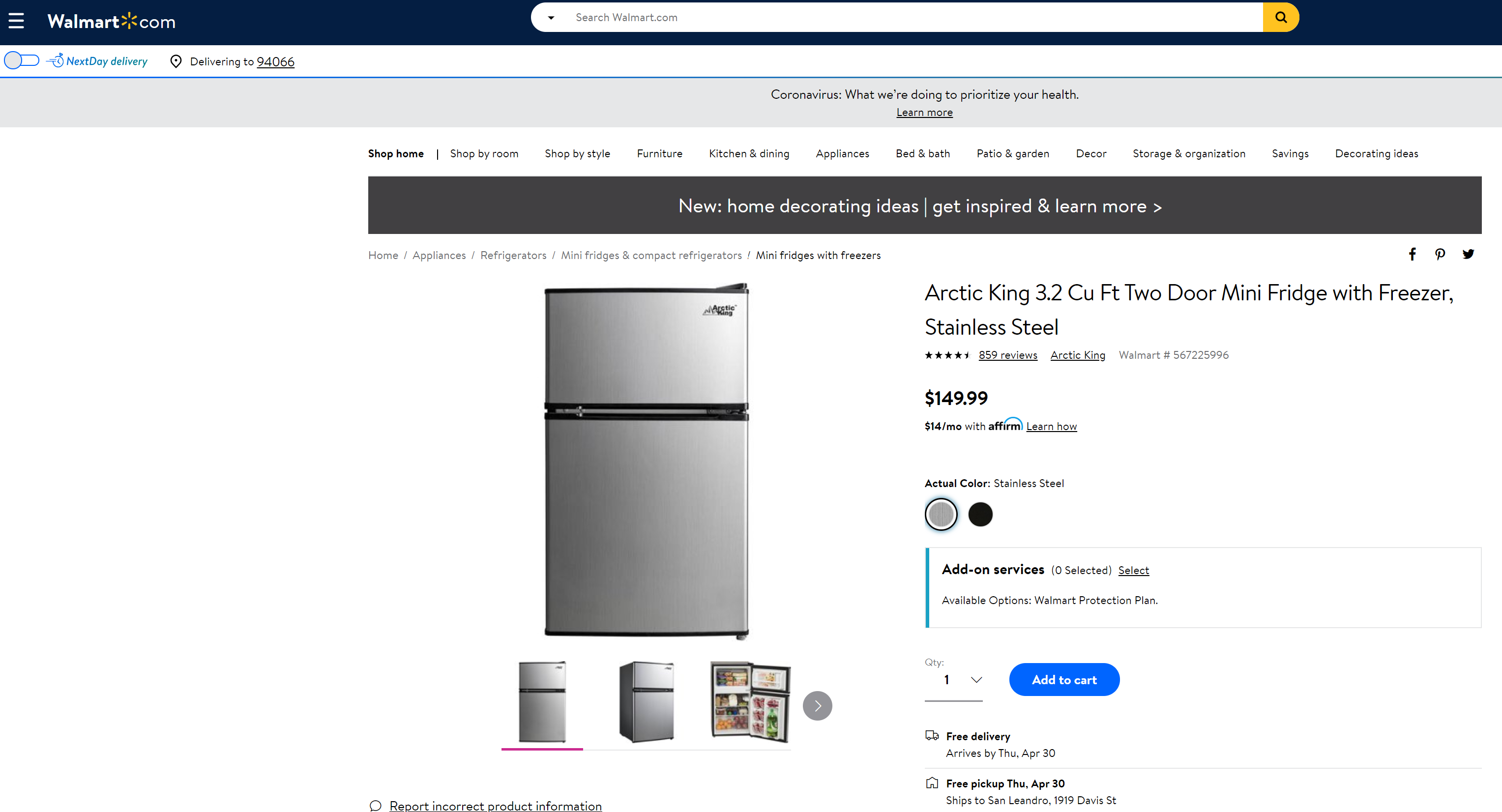 Optimize your product pages Walmart