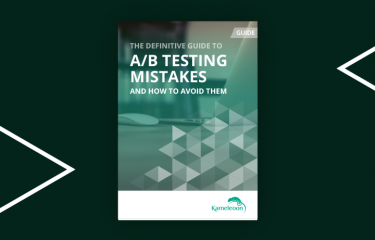 AB testing mistakes ebook
