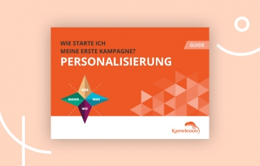 ebook launch personalization DE