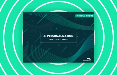 technical white paper AI personalization
