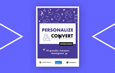 Personalize and convert ebook