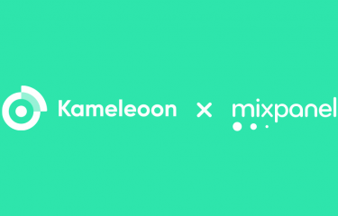 Kameleoon's integration with Mixpanel
