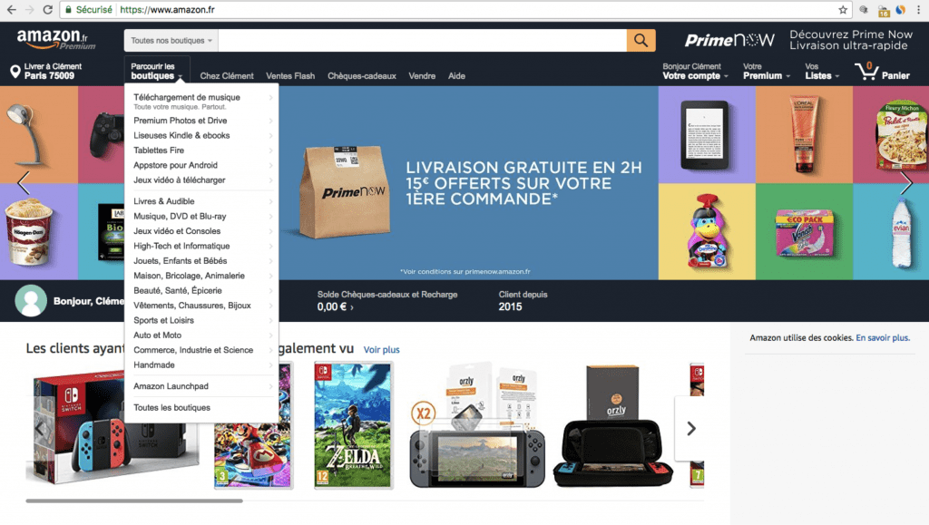 amazon_ux_menu